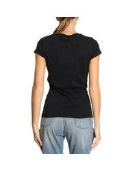 Philipp Plein Black T-shirt Women