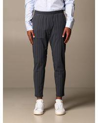 Hydrogen Multicolor Pants for men