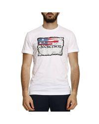 Jeckerson - White T-shirt Men for Men - Lyst