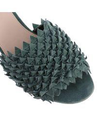 Premiata Multicolor Heeled Sandals Shoes Women