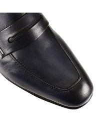 Ermenegildo Zegna Black Shoes Men for men