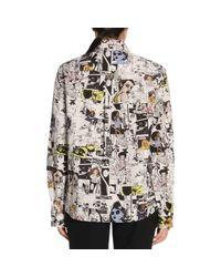 Prada Multicolor Shirt Women