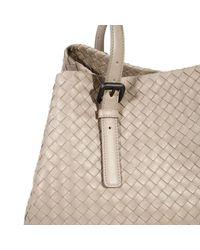 Bottega Veneta Natural Women's Shoulder Bag