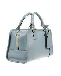 Loewe - Blue Tote Bags Handbag Woman - Lyst