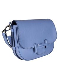 Tod's - Blue Crossbody Bags Shoulder Bag Women - Lyst