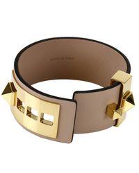 Valentino - Multicolor Rockstud Bracelet With Metal Studs - Lyst