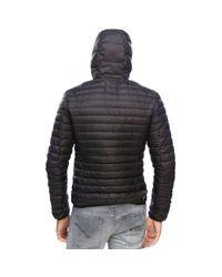 Colmar Black Jacket Men for men