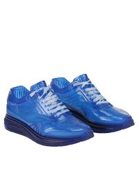 Airdp Blue Sneakers Shoes Men for men