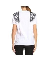Valentino - White T-shirt Women - Lyst