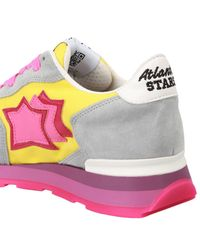 Atlantic Stars - Gray Sneakers Women - Lyst