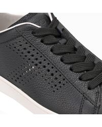 Tod's - Black Sneakers Women - Lyst