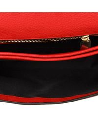 Moschino - Red Shoulder Bag Women - Lyst