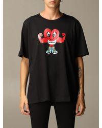 Love Moschino Black T-shirt