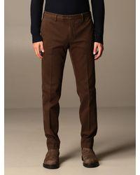 PT01 Brown Pants for men