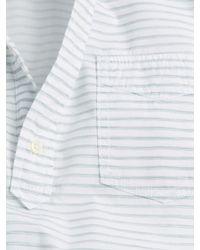 Life After Denim - White Skipper Popover Cotton Sportshirt for Men - Lyst