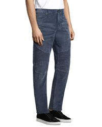 True Religion Blue Geno Relaxed-fit Jeans for men