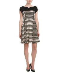 Nanette Lepore Black Sailors Delight A-line Dress
