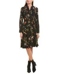 Nanette Lepore Black Nanette By Nanette Lepore Shirtdress