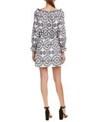 Sam Edelman White Shift Dress