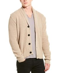 Zadig & Voltaire Brown Wood Wool & Yak-blend Sweater for men