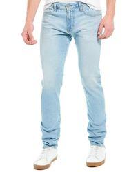 AG Jeans Blue The Stockton 21 Years Solstice Skinny Leg for men