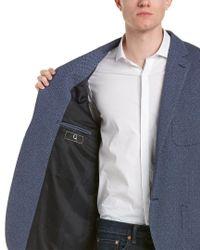 Flynt Blue Q By Draper Sportcoat for men