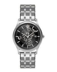 Versace - Metallic Men's Aiakos Watch for Men - Lyst