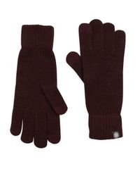 Ugg - Multicolor Tech Knit Gloves - Lyst