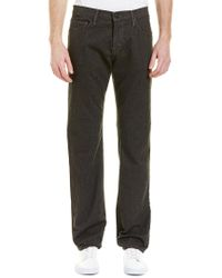 J Brand Gray Kane Iron Gate Straight Leg for men