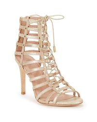 Joie Multicolor Rhoda Studded Leather Sandals