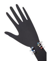 DANNIJO - Multicolor Amista Cuff Bracelets (set Of 5) - Lyst