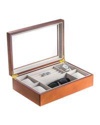 Bey-berk - Brown Watch Box - Lyst