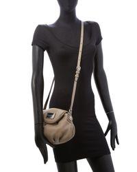 Marc Jacobs - Multicolor Classic Natasha Mini Leather Crossbody - Lyst