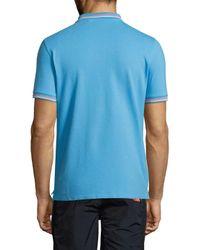 Sundek - Blue Brice Polo for Men - Lyst
