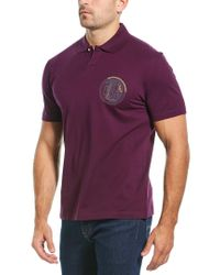 Versace Red Polo for men
