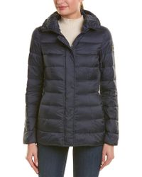Peuterey Blue Flagstaff Mq Down Jacket