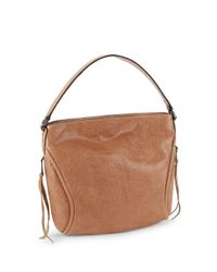 Aimee Kestenberg Multicolor Presley Leather Hobo Bag