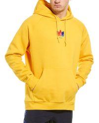 Adidas Metallic 3d Trefoil Hoodie for men