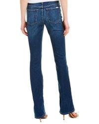 Joe's Jeans Blue Athens High-rise Bootcut Crop