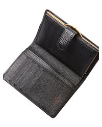 Louis Vuitton - Vintage Black Epi Ab Viennois - Lyst