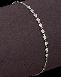 Meira T - Multicolor 14k 0.27 Ct. Tw. Diamond Bracelet - Lyst