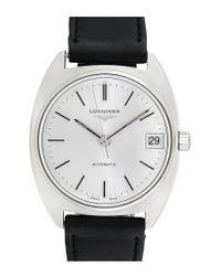 Longines Metallic Longines Elegant Watch for men