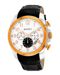 Roberto Bianci Metallic Men's Caravello Watch for men