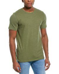 Rag & Bone Green Core T-shirt for men