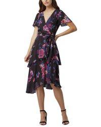 Tahari Multicolor Tahari Asl Dress