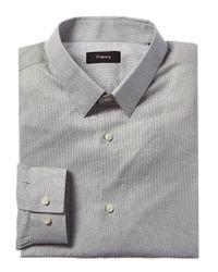 Theory Black Cedrick Dress Shirt for men