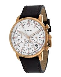 Fossil Multicolor Men's Goodwin Watch for men