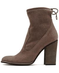 Dolce Vita Gray Casee Bootie