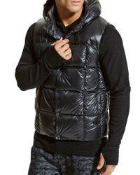Vimmia Black Alpine Vest for men