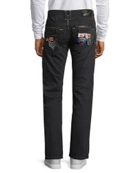 Robin's Jean Gray Robin?s Jean Charcoal Straight Leg for men